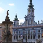 ČB-náměstí a radnice